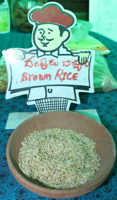 Organic Food Organic Cereals And Pulses Proso Millet