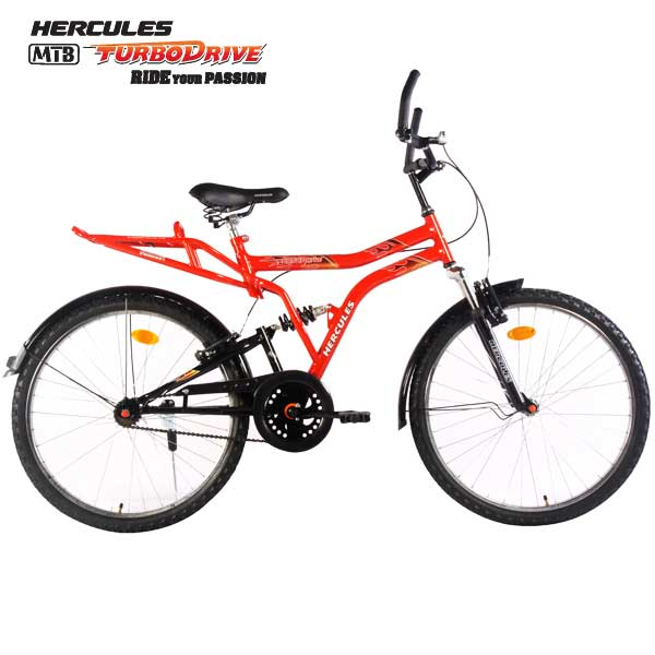 Cycles Hercules Hercules Fusion 26 Quot Features
