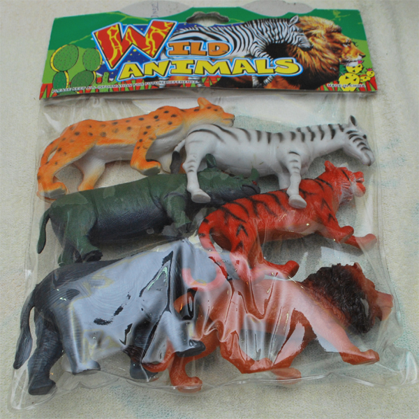 Sports-and-Games | Games | Wild-animals | 6pcs-of-wild-animals
