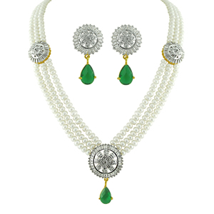 Dasara Pearl Jewellery