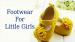 Footwear For Little Girls