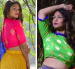 Heroine Aditi Myakals Sankranthi Special Collection 2018