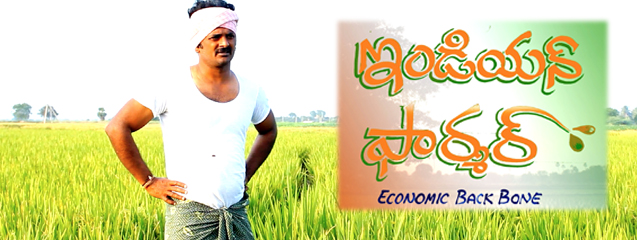 Indian Farmer Economic Back Bone