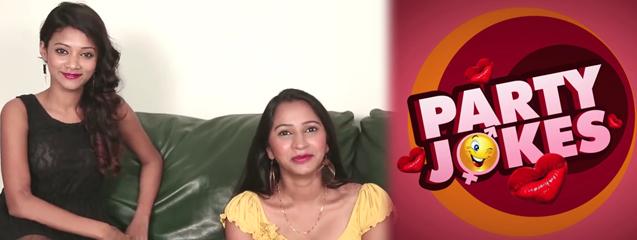 Party Jokes - Romantic Comedy Web Series - Episode 1